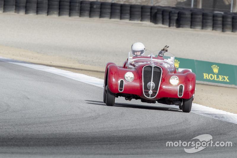 Conrad Stevenson, Alfa Romeo 6C 2500 Super Sport 1939