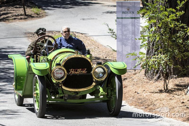 John & Aldo Bertolotti, Pope-Hartford Model W Portola Roadster 1911