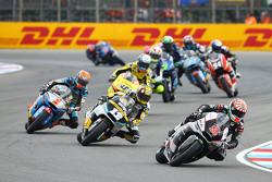 Johann Zarco, Ajo Motorsport, Thomas Luthi, Derendinger Racing Interwetten e Tito Rabat, Estrella Galicia 0,0 Marc VDS