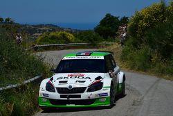 Umberto Scandola, Skoda Motorsport