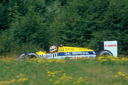 Nelson Piquet, Williams