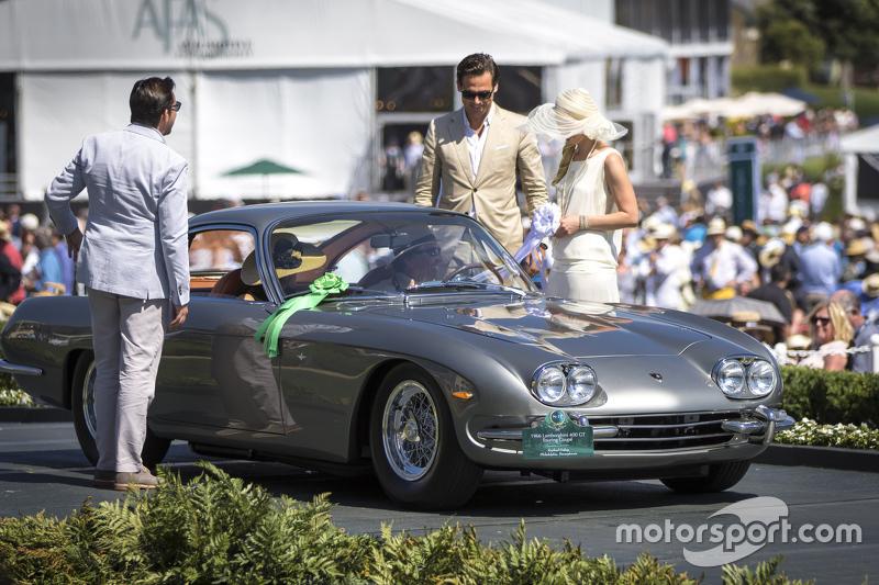 Raphael Gabay, 1966 Lamborghini 400 GT Touring Coupe
