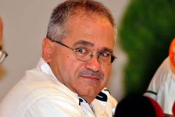 فادي عون، رئيس اللجنة التنظيمية لرالي لبنان