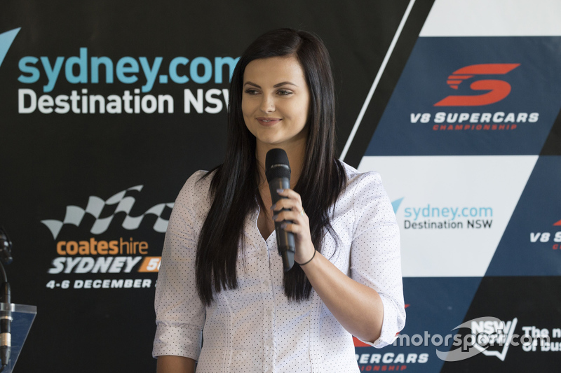 V8 Supercars Renee Gracie