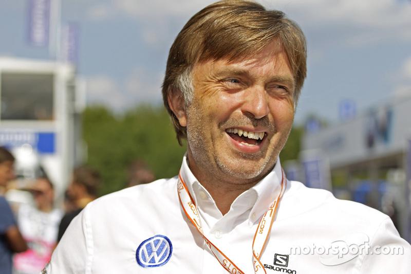 Jost Caputo, Volkswagen Motorsport