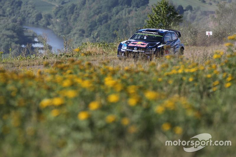 Sébastien Ogier dan Julien Ingrassia, Volkswagen Polo WRC, Volkswagen Motorsport