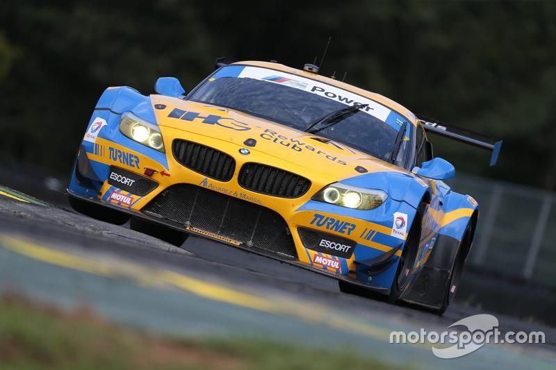 #97 Turner Motorsport BMW Z4: Michael Marsal, Dane Cameron