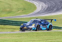 #23 Alex Job Racing Porsche 911 GT America: Ян Джеймс, Маріо Фамбахер