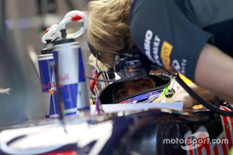 Daniel Ricciardo, Red Bull Racing RB11