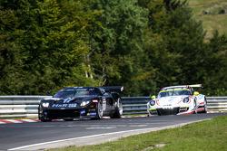 #777 Alzen Motorsport Ford GT: Dominik Schwager, Uwe Alzen