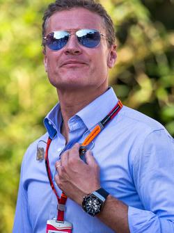 David Coulthard, Red Bull Racing y Scuderia Toro Advisor / BBC Television Comentarista