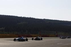 Ralph Boschung, Jenzer Motorsport lidera a Artur Janosz, Trident