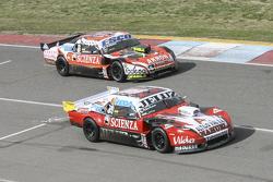Педро Джентіле, JP Racing Chevrolet та Гільєрмо Ортеллі, JP Racing Chevrolet