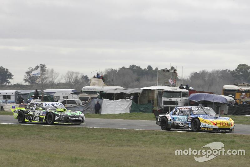 Josito di Palma, CAR Racing Torino dan Mauro Giallombardo, Maquin Parts Racing Ford