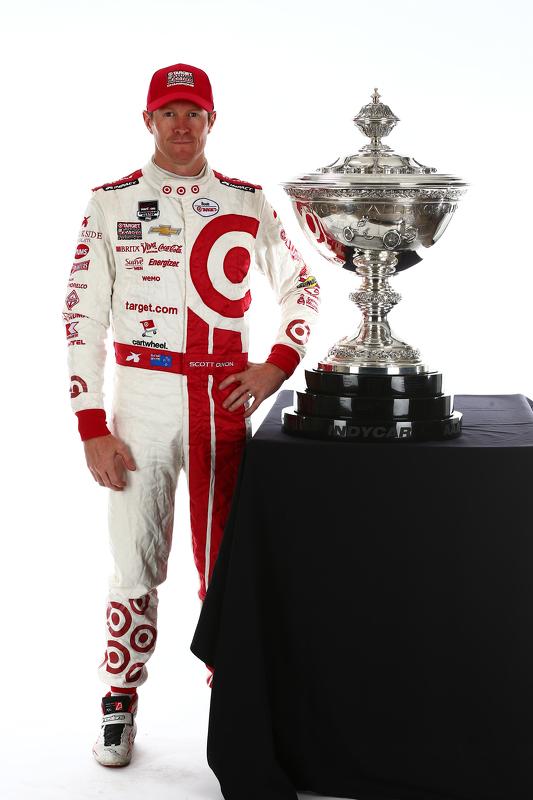 Penantang kejuaraan Scott Dixon, Chip Ganassi Racing Chevrolet