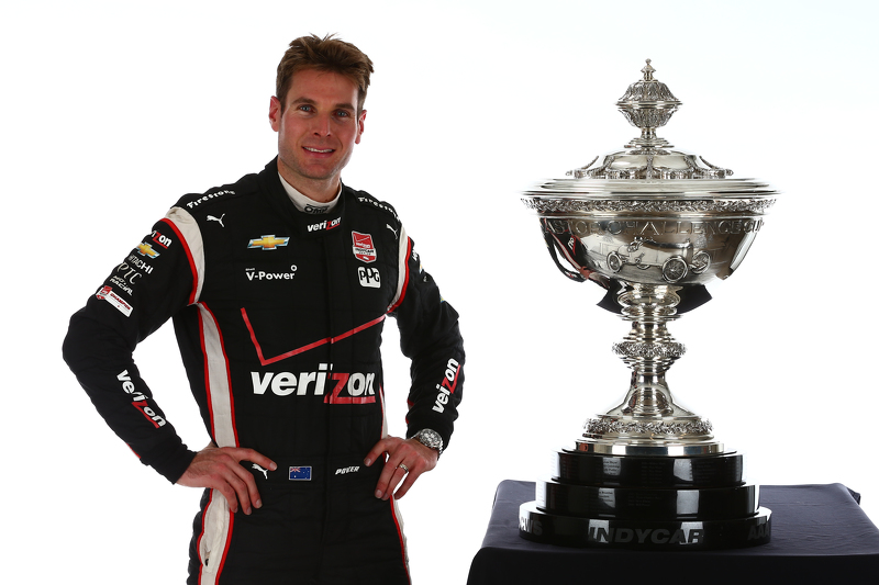 Championship contender Уілл Пауєр, Team Penske Chevrolet