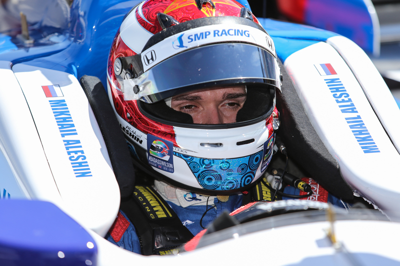 Михаил Алешин, Schmidt Peterson Motorsports