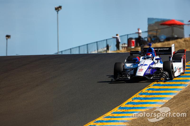 Mikhail Aleshin, Schmidt Peterson Motorsports