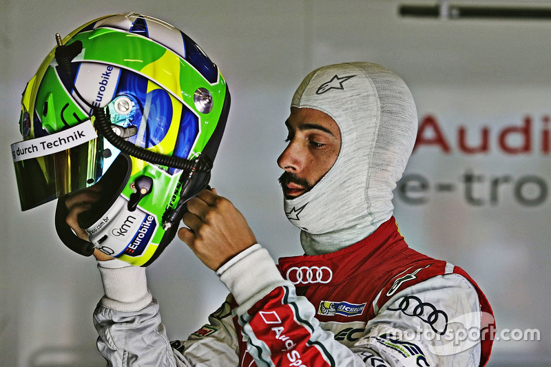 Лукас ді Грассі, Audi Sport Team Joest