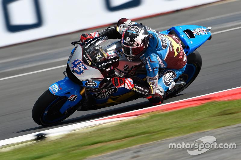 Scott Redding, Marc VDS Racing Honda