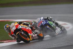 Дани Педроса, Repsol Honda Team и Хорхе Лоренсо, Yamaha Factory Racing