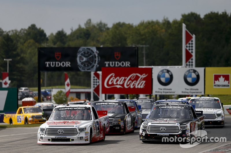 Камерон Хейлі, ThorSport Racing Toyota