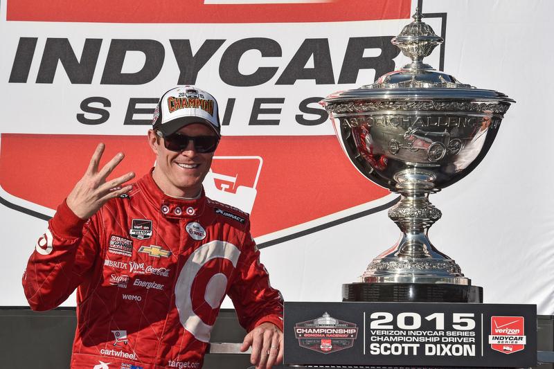 IndyCar: Scott Dixon (Neuseeland)