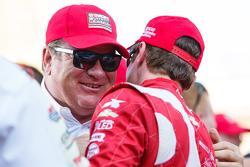 Chip Ganassi with Scott Dixon, Chip Ganassi Racing Chevrolet