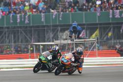 Miguel Oliveira, Red Bull KTM Ajo et Zulfahmi Khairuddin, Drive M7 SIC Racing Team