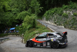 Elwis Chentre, Ford Focus Rs WRC #1