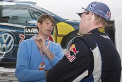 Маркус Гронхольм и Яри-Матти Латвала, Volkswagen Motorsport