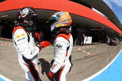 Enzo Ide, Christopher Mies, Belgian Audi Club Team WRT
