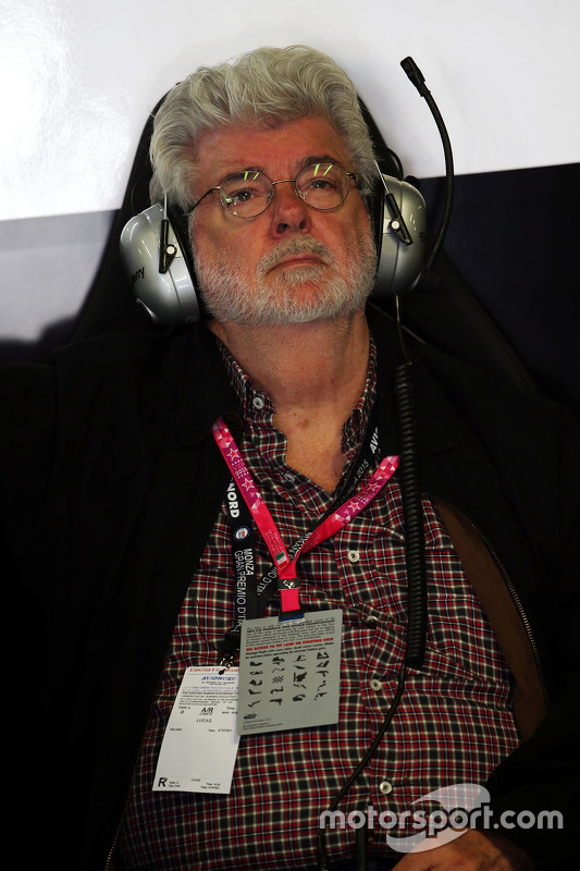 George Lucas, criador do Star Wars