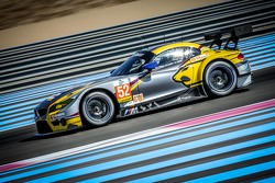 #52 BMW Team Marc VDS BMW Z4: Энди Приоль, Йессе Корн, Генри Хассид
