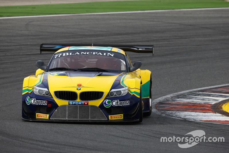 #77 BMW Sports Trophy Team Brasil BMW Z4: Atila Abreu, Валдено Бріто