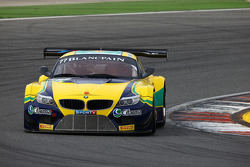 #77 BMW Sports Trophy Team Brasil BMW Z4 : Atila Abreu, Valdeno Brito