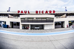 Streckendetail in Paul Ricard