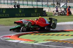 Emil Bernstorff, Arden International et Alex Fontana, Status Grand Prix