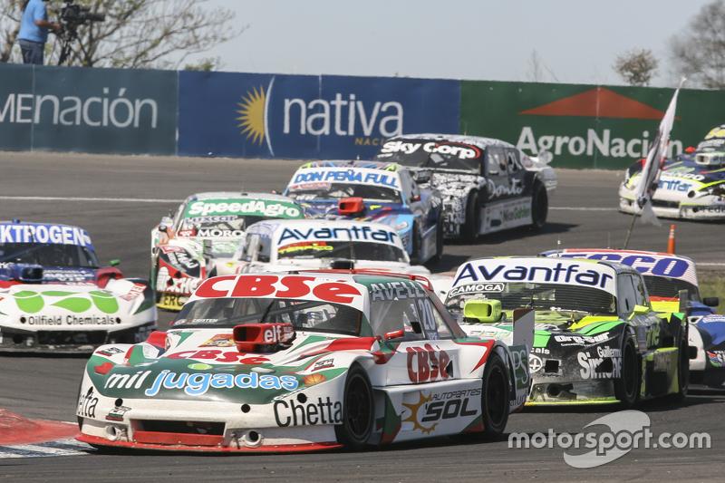 Карлос Окуловіч, Sprint Racing Torino та Мауро Галломбардо, Maquin Parts Racing Ford та Лаурено Камп