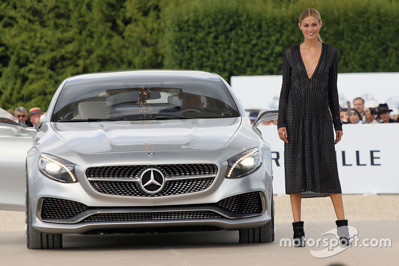 Mercedes Concept S class