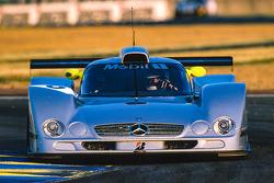 #6 AMG Mercedes CLR LMGTP: Bernd Schneider, Pedro Lamy, Franck Lagorce