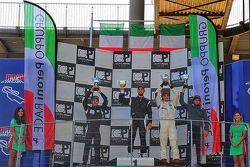 Podio Trofeo MITJET Mugello 2015