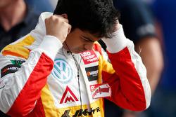 Арджун Майні, Van Amersfoort Racing Dallara Volkswagen