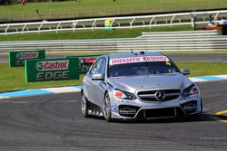 Ash Walsh and Jack LeBrocq, Erebus Motorsport Mercedes