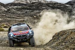 Cyril Despres, Peugeot 2008 DKR