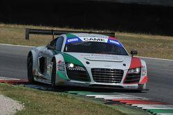Marco Mapelli e Andrea Amici, Audi Sport Team Italia
