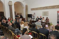 Rally di Roma Capitale, la conferenza stampa