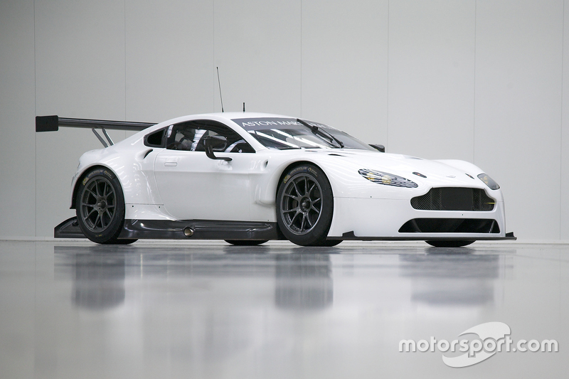 Aston Martin updated Vantage