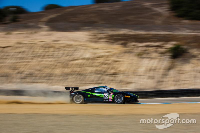 #65 Scuderia Corsa Ferrari 458 Italia: Майк Хедлунд