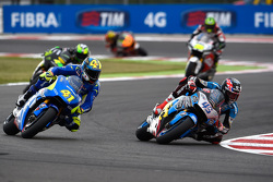 Scott Redding, Marc VDS Racing Honda e Aleix Espargaro, Team Suzuki MotoGP
